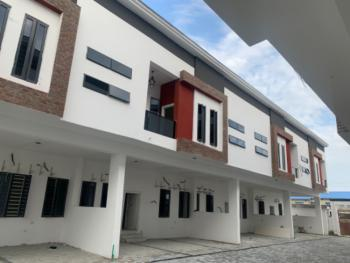 Luxury 3 Bedrooms Terraced House, Orchid Road, Lafiaji, Lekki, Lagos, Terraced Duplex for Sale