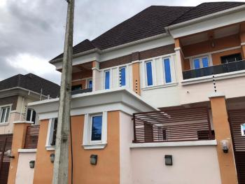 4 Bedroom with a Bq, Idado Estate, Idado, Lekki, Lagos, Semi-detached Duplex for Sale