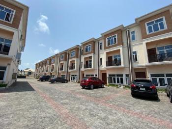 Luxury 4 Bedroom Terrace Duplex, Osapa, Lekki, Lagos, Terraced Duplex for Rent