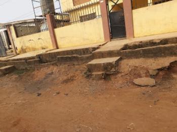 Old Cornerplot Property, 1 Ogun Close Off Islamic Avenue Off Kosoko Street, Ojodu Abiodun, Ojodu, Lagos, House for Sale