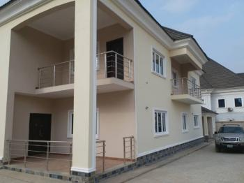 Brand New,luxury 4 Bedroom Detached Duplex with Bq in a Lovely Area, Life Camp, Gwarinpa, Abuja, Semi-detached Duplex for Rent