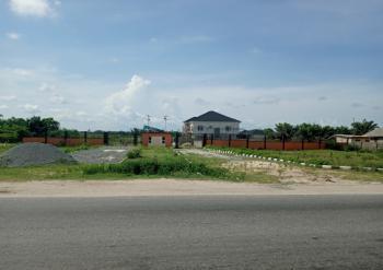 Estate Land Directly Facing Expressway 300sqm, Lekki Free Trade Zone, Lekki, Lagos, Residential Land for Sale