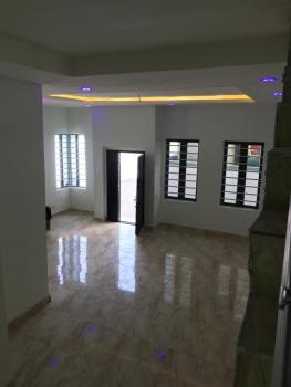 Luxury 4 Bedroom with a Bq, Silver Spring Estate, Idado, Lekki, Lagos, Semi-detached Duplex for Sale