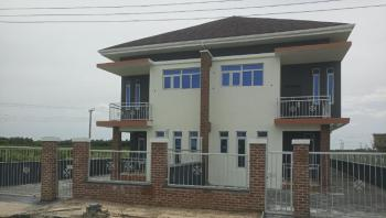 Standard 4 Bedroom Semi Detached Duplex with Bq, Sangotedo, Ajah, Lagos, House for Sale