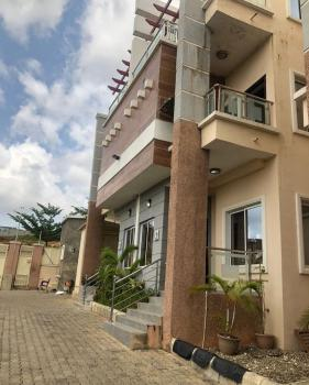 Super Distress. Well Finished 4 Bedroom Terrace Duplex with Bq, Guzape District, Abuja, Terraced Duplex for Sale