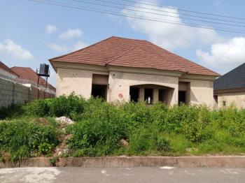 3 Bedroom Bungalow Carcass, Gwarinpa, Abuja, Detached Bungalow for Sale