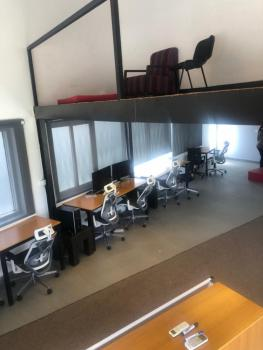 Two Floors Office Space, Off Admiralty Way, Lekki Phase 1, Lekki, Lagos, Office Space for Rent