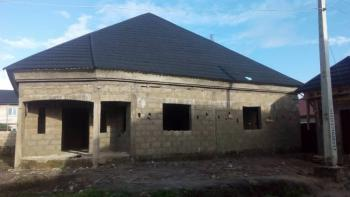 4 Bedroom Bungalow on More Than 1 Full Plot, Off Abraham Adesanya, Ogombo, Ajah, Lagos, Detached Bungalow for Sale
