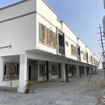 Exquisitely Finished 4 Bedroom Terrace Duplex, Osapa, Lekki, Lagos, Terraced Duplex for Sale