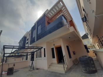 Lovely 4 Bedroom Duplex, Bera Estate Chevron, Lekki, Lagos, Semi-detached Duplex for Rent