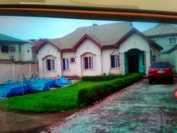 4-bedroom Bungalow on 700sqm, Maple Wood Estate, Abattoir Road, Oko-oba, Agege, Lagos, Detached Bungalow for Sale