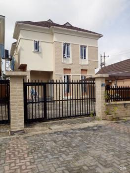 Newly Built 4 Bedroom Fully Detached House with Bq in a Mini Estate, Off Ajiran Road, Agungi, Lekki, Lagos, Detached Duplex for Rent