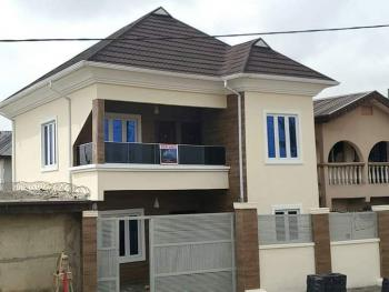 Newly Built 3bedroom, an Estate at Abule-egba, Agege, Abule Egba, Agege, Lagos, Detached Duplex for Sale