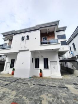 Luxury 4 Bedroom Semi Detached Duplex, 2 Tollgate By Chevron, Lekki, Lagos, Semi-detached Duplex for Sale