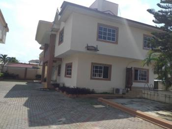 5 Bedroom Fully Detached House with Swimming Pool and 2 Rooms Bq, Off Aso Street, Parkview Estate, Parkview, Ikoyi, Lagos, Detached Duplex for Sale