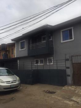 Newly Built, Pop Finished Mini Flat, Gated Compound with Car Park, New Garage, Ifako, Gbagada, Lagos, Flat for Rent