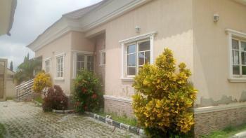 3 Bedroom Detached Bungalow with Bq at Lifecamp, Life Camp, Gwarinpa, Abuja, Detached Bungalow for Rent