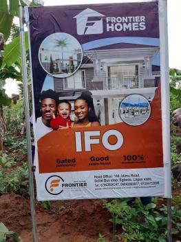 Frontier Home Ekundayo Powerline, Ifo, Ogun, Residential Land for Sale