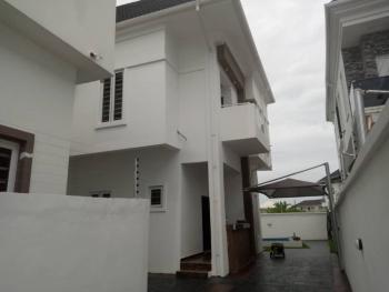 Newly Built 5 Bedroom Fully Detached Duplex with a Room Bq, Ikota Villa, Ikota, Lekki, Lagos, Detached Duplex for Rent