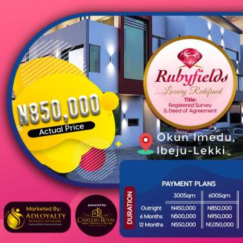 Dry Lands, Orimedu, Ibeju Lekki, Lagos, Residential Land for Sale