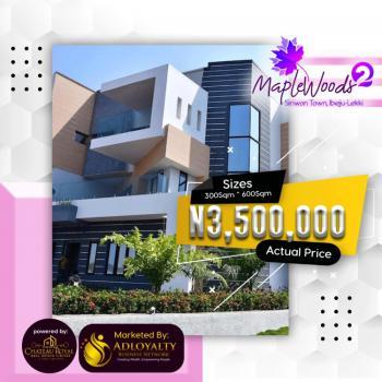 100% Dry Land, Siriwon Town, Close to Dangotes Private Jetty, Siriwon Town, Ibeju Lekki, Lagos, Residential Land for Sale