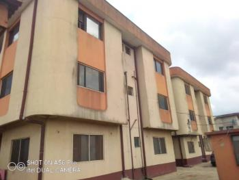 12 Flats of 3 Bedroom Available, Akowonjo, Egbeda, Alimosho, Lagos, Flat for Sale