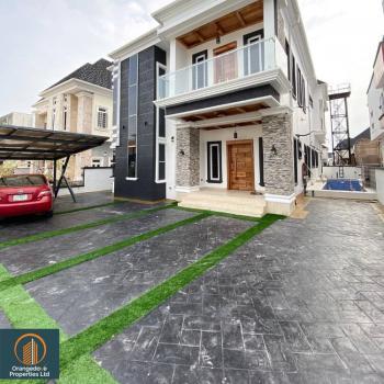 Exquisite 5 Bedroom Fully Detached Duplex, Lekki County Home, Ikota, Lekki, Lagos, Detached Duplex for Sale