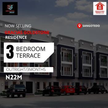 Gracias Goldstone, Sangotedo, Ajah, Lagos, Block of Flats for Sale