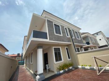 Luxury Four Bedroom Semi Detached House, Lekki Right, Lekki, Lagos, Semi-detached Duplex for Rent