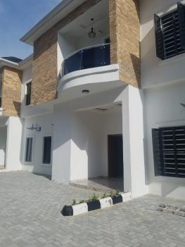 Tastefully Finished 4 Bedroom Terrace, 2nd Toll Gate, Lekki Phase 2, Lekki, Lagos, Terraced Duplex for Rent