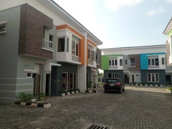 Newly Built 4 Bedroom Serviced Terrace House, Abraham Adesanya, Ajah, Lagos, Terraced Duplex for Rent