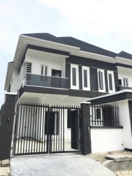 Newly Built 4 Bedroom Semi Detached with Bq, Idado, Lekki, Lagos, Semi-detached Duplex for Sale