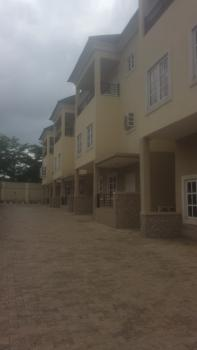 Luxury 4 Bedroom Terraced Duplex, By National Assembly Quarter, Apo, Abuja, Terraced Duplex for Rent
