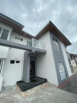 Well Built 4 Bedroom Semi Detached  Duplex with Bq, Pinnock Beach Estate, Osapa, Lekki, Lagos, Semi-detached Duplex for Rent