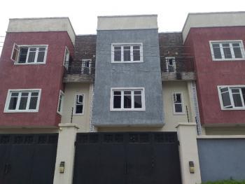 American Standard 4 Bedroom Duplex on Two Floors with Bq, Beside Nicon Town, Ikate Elegushi, Lekki, Lagos, Terraced Duplex for Rent