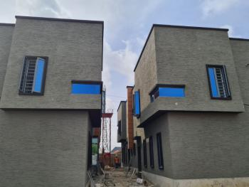 Well Finished 2 Bedrooms Terraced House, Ado, Ajah, Lagos, Terraced Duplex for Rent