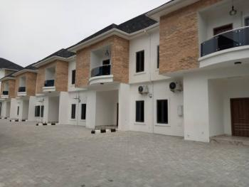 Newly Built & Well Finished 4 Bedroom Terrace By 2nd Tollgate Eleganza, Eleganza Bus Stop, Orchid Road, Lekki, Lagos, Terraced Duplex for Rent