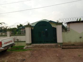 a Four Bedrooms Bungalow and Study Room with Five Toilets, Oda Road, Akure, Ondo, Detached Bungalow for Sale