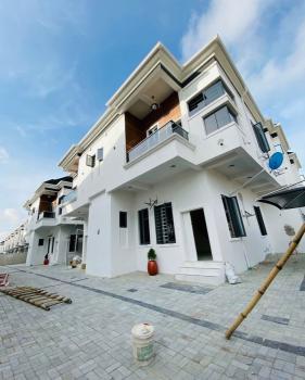 Brand New 4 Bedroom Semi Detached Duplex, Chevron Toll Orchid Road, Lekki, Lagos, Semi-detached Duplex for Sale