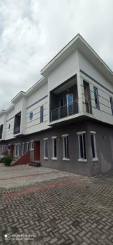3bedroom with Bq, at Orchid Road Eleganza, Lafiaji, Lekki, Lagos, Terraced Duplex for Sale