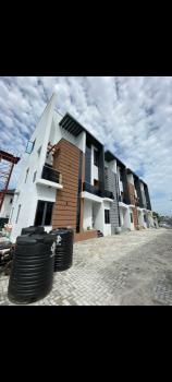4 Bedroom Terraced Duplex with a Maids Room, on 2 Floors, Ikate Elegushi, Lekki, Lagos, Terraced Duplex for Sale