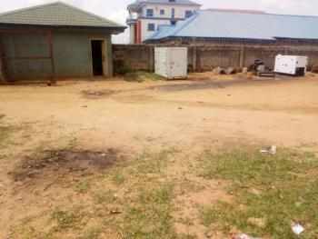 Building on One and Half Plot, Egbeda Isheri,  Along The Main Road, Isheri Olofin, Alimosho, Lagos, Commercial Property for Sale