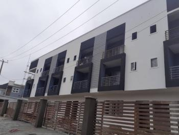 Luxury 6 Unit of 4 Bedroom Terrace with Bq, Akura Villa Estate, Kudeti Street, Adeniyi Jones, Ikeja, Lagos, Terraced Duplex for Sale