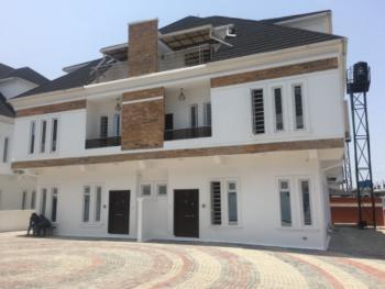 Brand New 4 Bedroom Semi Detached Duplex with a Bq, Oral Estate, Lekki Expressway, Lekki, Lagos, Semi-detached Duplex for Rent