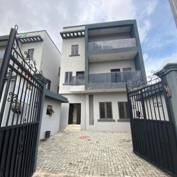 5 Bedroom Luxury Detached Duplex with 1bq, Lekki Phase 1, Lekki, Lagos, Detached Duplex for Sale