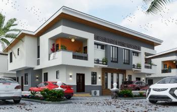 Luxury 4 Bedroom Fully Detached Duplex @ Chevron Lagos, Chevron Drive, Lekki, Lagos, Detached Duplex for Sale