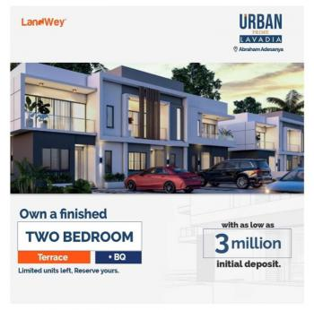 Two Bedroom Fully Finished for You and Your Loved Ones, Urban Prime Estate, Bogije, Ibeju Lekki, Lagos, Terraced Duplex for Sale