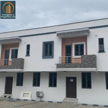Tastefully Finished 3 Bedroom Terrace Duplex, Second Toll Gate, Ikota, Lekki, Lagos, Terraced Duplex for Sale
