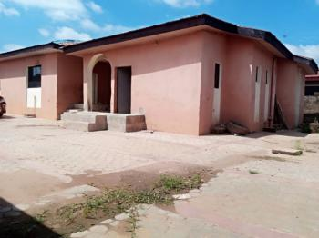 3 Bedroom with a Room Self Contained, Goodness Area Ojoo Ibadan, Ibadan, Oyo, Block of Flats for Sale