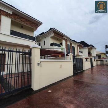 New Tastefully Finished 4 Bedroom Semi Detached Duplex, Ikota, Lekki, Lagos, Semi-detached Duplex for Sale